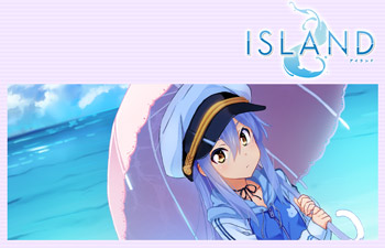 PCゲーム『ISLAND』 Official site